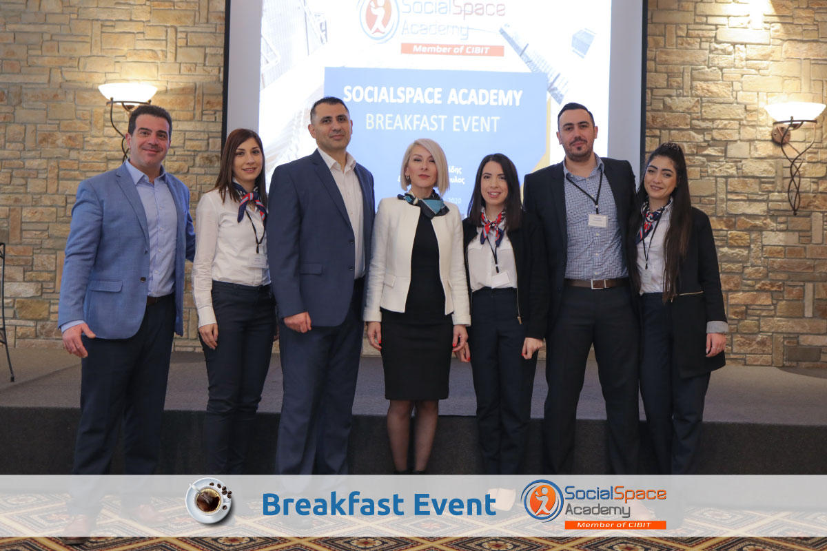 SocialSpace Academy Breakfast Event