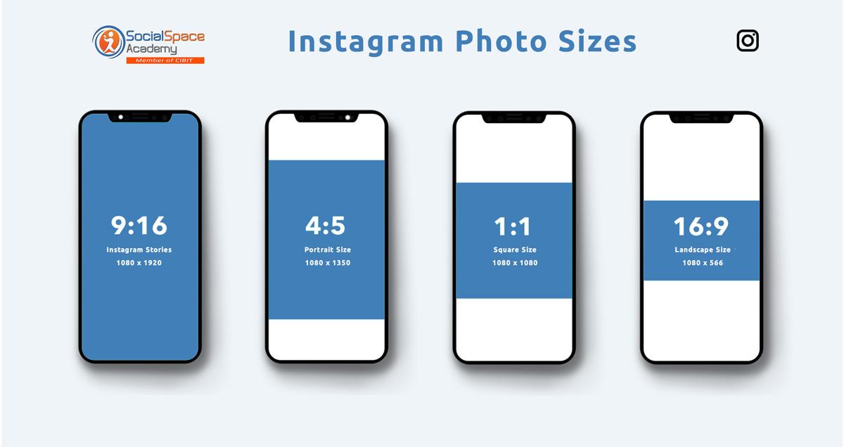 Διαστάσεις Εικόνων για το Instagram – Πλήρης Οδηγός 2020